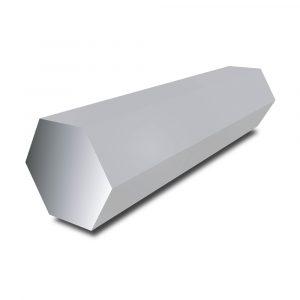 Bare din aluminiu hexagonale